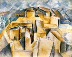 Case sulla collina – Pablo Picasso ❤️ - Picasso Pablo